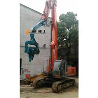 供应挖掘机打桩机打桩锤震动锤厂家