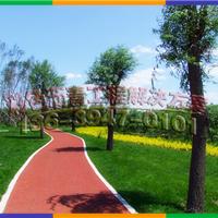 宁波彩色沥青路面路面和彩色防滑路面的区别