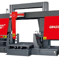 供应浙江GB42120大型带锯床生产厂家