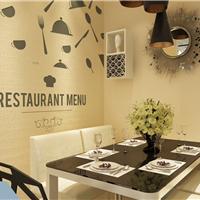 美宝兰硅藻泥 餐厅