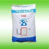 供应粘接和抹面型的可再分散乳胶粉(VAE)