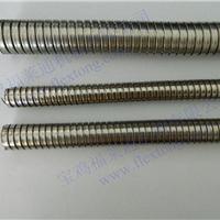 P3型不锈钢金属软管,单扣不锈钢软管
