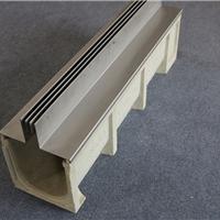 沧州创新供应缝隙式树脂混凝土排水沟