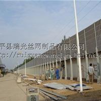 供应公路隔音墙/高速声屏障/广场隔音声屏障
