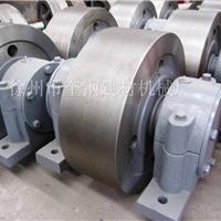 供应出口印尼的烘干机托轮配件总成