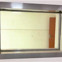 供应防辐射铅玻璃防辐射观察窗铅玻璃观察窗