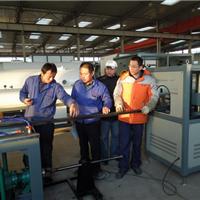 供应双平壁塑钢缠绕复合管生产线