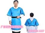 供应优质防辐射铅衣防护服反穿半袖单面铅衣