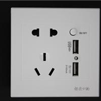 USB 插座充电器