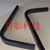 南通君彰专业加工订制碳纤维异形管