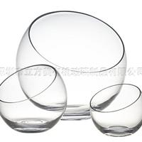 供应亚克力碗-时尚风格的-高档水晶球碗