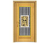 供应优质客厅款304材质不锈钢有色门