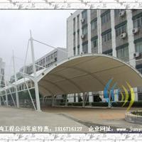 合肥阳光板停车棚雨棚_商业走廊雨棚|大型雨棚设计安装160