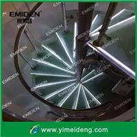 供应意美登YMD-0502太空仓体玻璃旋转楼梯