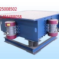 水泥混凝土预制件管桩振动平台厂家公司