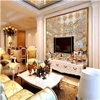 艺术玻璃 拼镜 镜砖 夹丝玻璃 家装背景墙装修 招商
