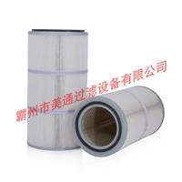 PTFE日本东丽覆膜焊接烟尘除尘滤筒