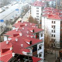 平改坡屋面瓦|四川市政工程树脂瓦