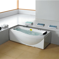 浴缸,亚克力浴缸,可定制厂家直销WS-004