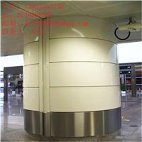 供应室内包柱弧形氟碳铝单板