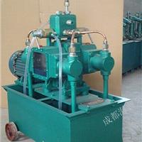 防喷器电动试压泵、四缸头电动试压泵
