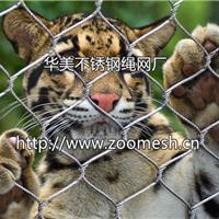 鹦鹉笼舍/不锈钢绳网/老虎围栏钢丝网