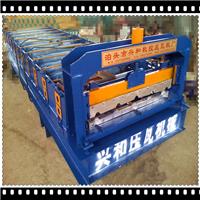 全自动彩钢单板840压瓦机设备