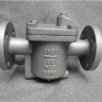 CS45H-16C倒吊桶式蒸汽疏水阀 结构长度