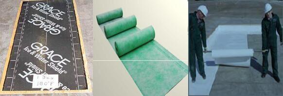 供应格雷斯自粘防水卷材--长沙广昌建材