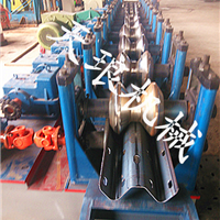 供应高速护栏板生产设备