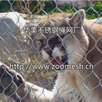 不锈钢丝绳网/钢丝绳编织网/动物园专用围网