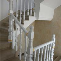 供应武汉实木楼梯扶手踏步安装及设计