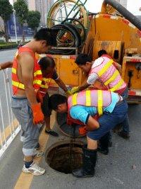 供应东西湖市政排水管道清淤