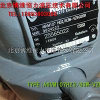 力士乐原装马达A6VM107HZ3/63W销售维修配件