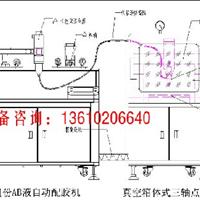 电机定子线圈灌封机、马达绕组灌胶设备