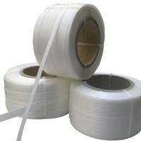 供应宽13纤维打包带、上海聚酯纤维打包带