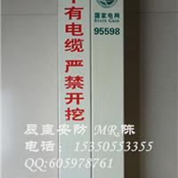 玻璃标志桩-玻璃钢警示桩福建加工生产