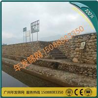 河道治理专用包塑石笼网 高锌雷诺护垫
