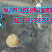 钾长石取代风镐搞出材率开采设备