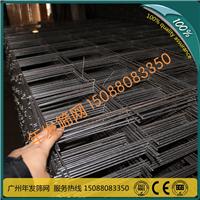 工地常用黑丝碰焊网 内外墙建筑网片