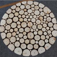 供应原生态装饰工程原木片装饰面板