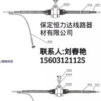 供应缆径13毫米用OPGW悬垂线夹材质