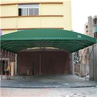 上海致彩供应 推拉篷活动推拉雨棚