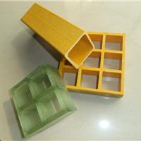 供应玻璃钢格栅拉挤型材冷却塔管道化粪池