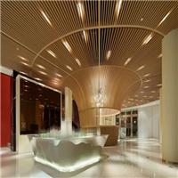 专业定制异形弧形铝方通天花吊顶生产厂家