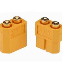 供应电瓶车/漂移车/滑板车控制器插头