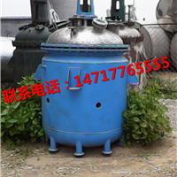供应二手5吨5立方全新不锈钢开式反应釜