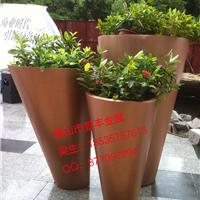 供应创意个性时尚不锈钢花瓶 不锈钢花插