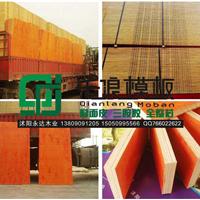 仁化县建筑模板价格单