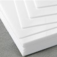 供应白色PVC硬板 瓷白色PVC硬板